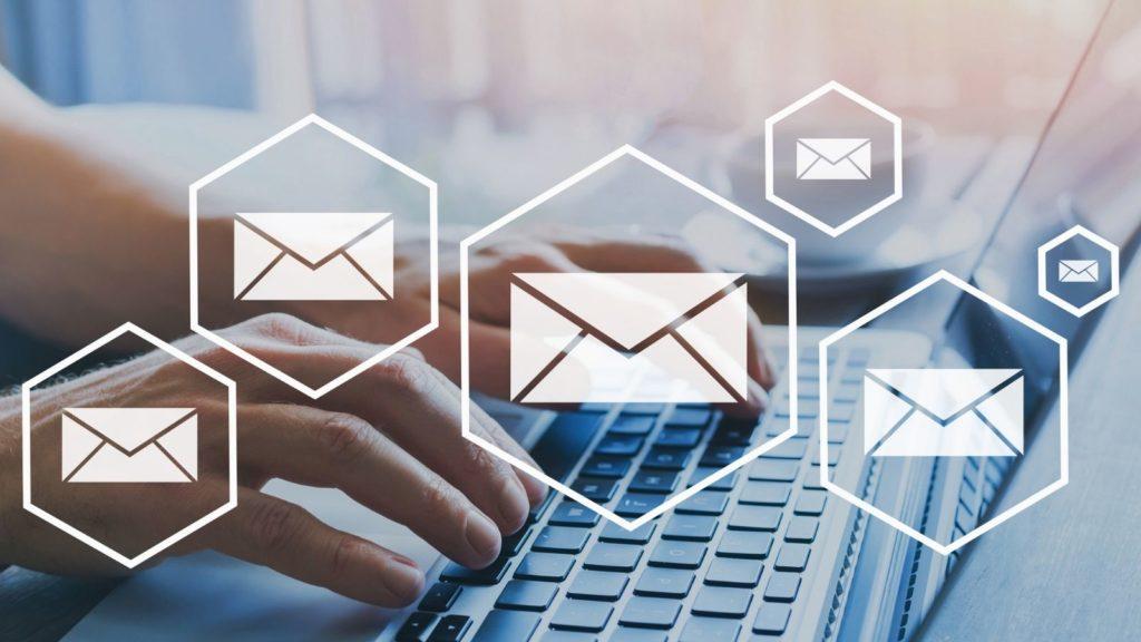 Sending newsletters for email marketing