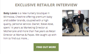 Example of a retailer interview from Nursery Online